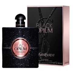YVES SAINT LAURENT BLACK OPIUM EDP 90 ML