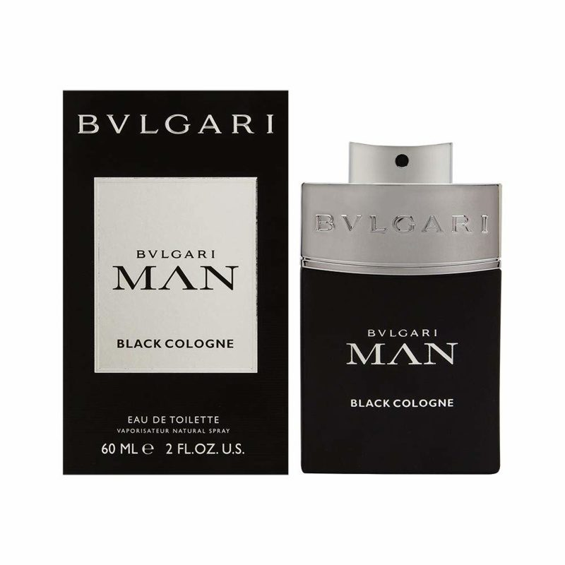 BVLGARI MAN BLACK COLOGNE 60 ML