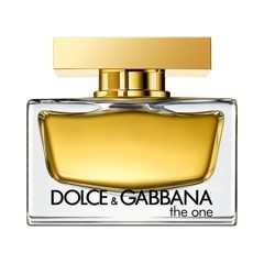 DOLCE GABBANA THE ONE FOR WOMAN