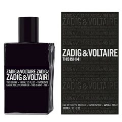 Zadig & Voltaire This Is Him 100 ml