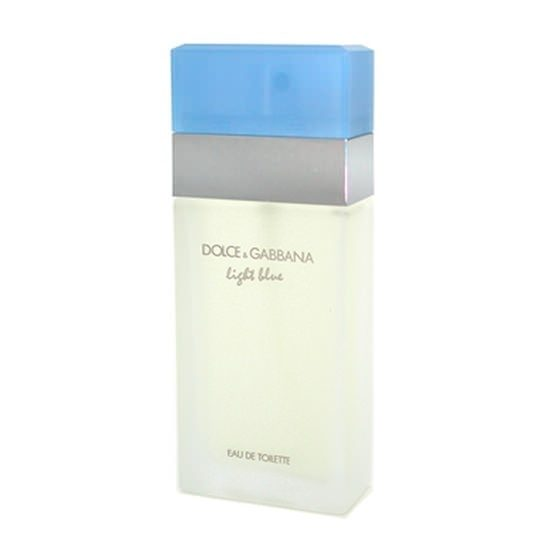 DOLCE & GABBANA LIGHT BLUE EDT (L) 100 ML