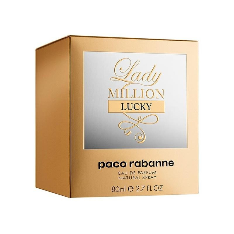 Paco Rabanne Lady Million Lucky 80 ml