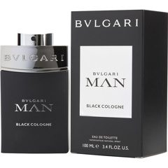 BVLGARI MAN BLACK COLOGNE 100 ML