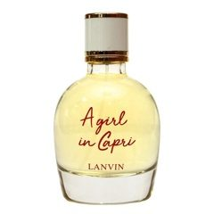 LANVIN A GIRL IN CAPRI EDT (L) 90 ML