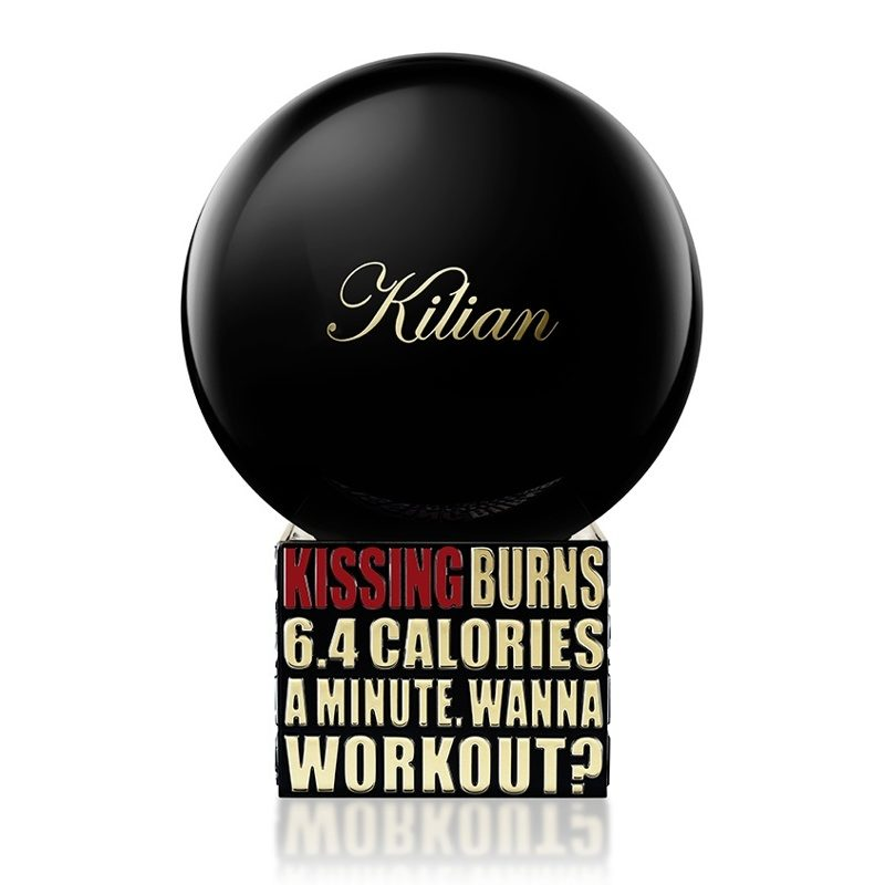 By Kilian Kissing Burns 6.4 Calories A Minute. Wanna Workout? 100 ml
