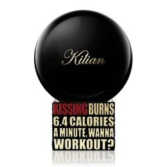 KISSING BURNS 6.4 CALORIES A MINUTE. WANNA WORKOUT?