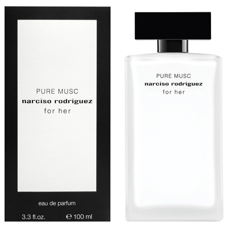 NARCISO RODRIGUEZ FOR HER PURE MUSC EDP (L) 100 ML