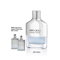JIMMY CHOO URBAN HERO EDP MINI 4,5 ML